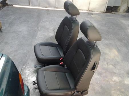 Autoleather per seat ibiza tapicer a en cuero automotriz sunroof el ctricos l minas de - Tapiceria ibiza ...